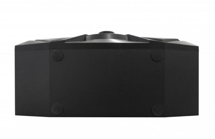 Boxa Audio Portabila Akai , Putere Totala 240 W , Conectare prin Functia Bluetooth , Port USB 2.0 , Intrare Auxiliara 3.5 mm , Alimentare prin Acumulator USB , Culoare Negru [2]