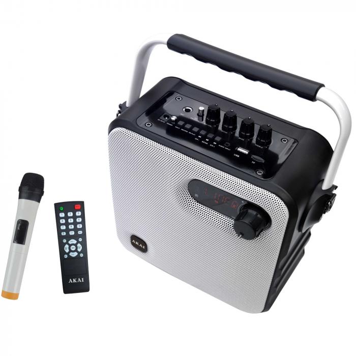 Boxa portabila activa AKAI ABTS-T5 1