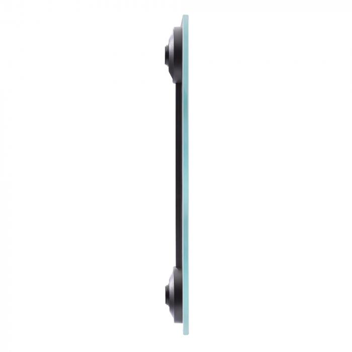 Cantar corporal Tefal Decor PP1145V0, 160kg, 100g, Lcd, 30x30cm, Alb/Abstract [4]
