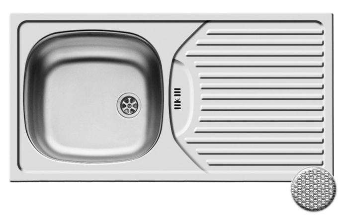 Chiuveta Inox CA1 860mm*435mm ST [0]
