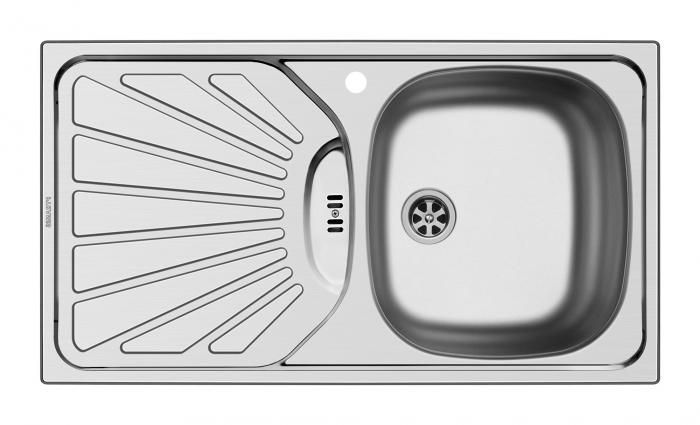 Chiuveta Inox ET78 780mm*435mm [0]