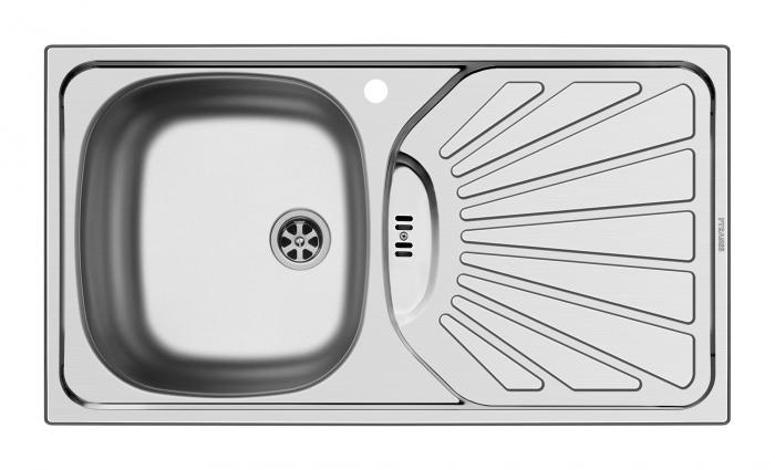 Chiuveta Inox ET78 780mm*435mm ST [0]
