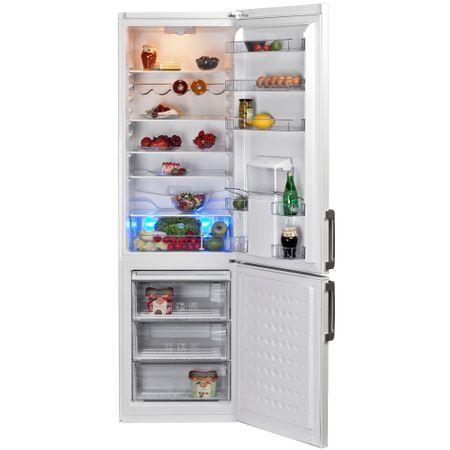 Combina frigorifica Arctic AK54270P+, 262 l, H 170.5 cm, Garden Fresh, XXL Bottle,A+, Alb 1