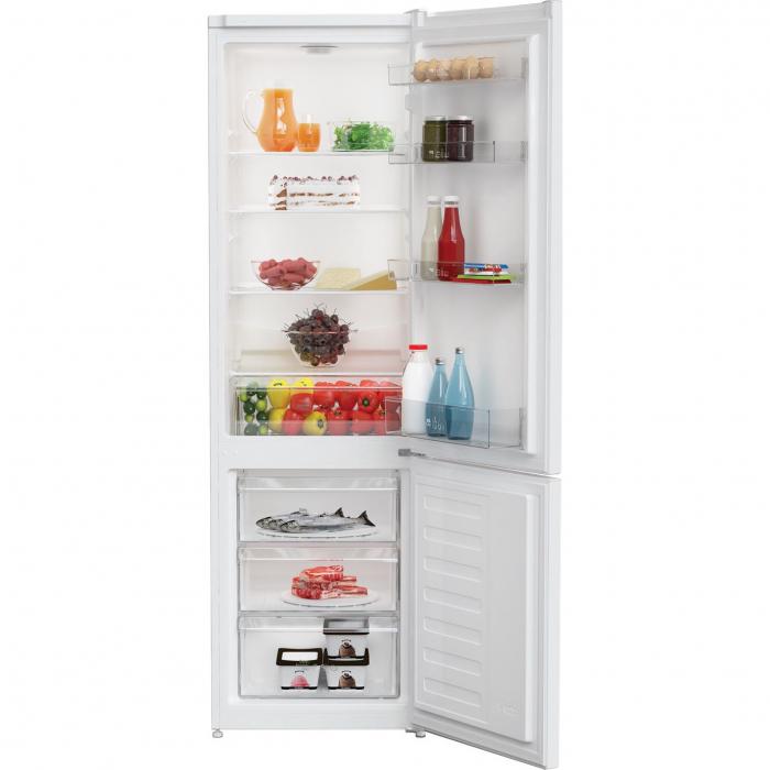 Combina frigorifica Arctic AK54305M30W, 291 l, Clasa A+, Garden Fresh, H 181.2 cm, Alb 1