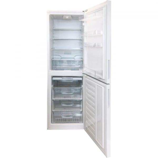 Combina frigorifica Arctic AK60350-4, 331 l, Clasa A+, H 201, 4 sertare congelare, Alb 1