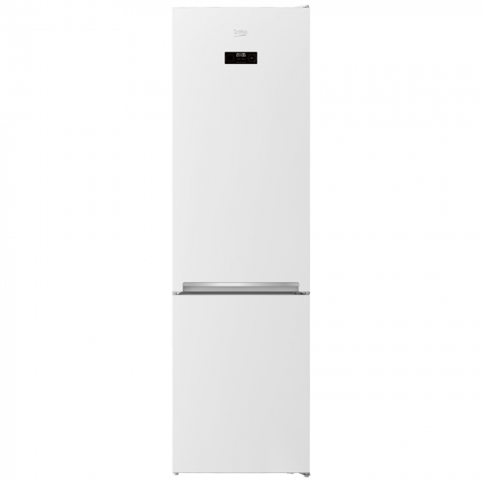 Combina frigorifica Beko RCSA406K40WRN, 386 l, Clasa A++, Voice recorder, H 203 cm, Alb 0