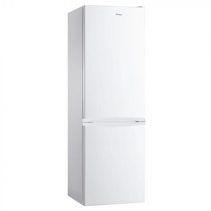 Combina frigorifica Candy CHICS 5182WN, 262l, Fresh zone, Clasa F, H 180 cm, Alb [1]