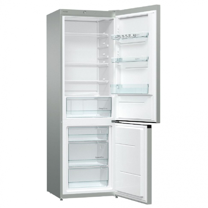 Combina frigorifica Gorenje RK611PS4 , FrostLess, 326 L,Clasa A+,H185 cm, gri 2
