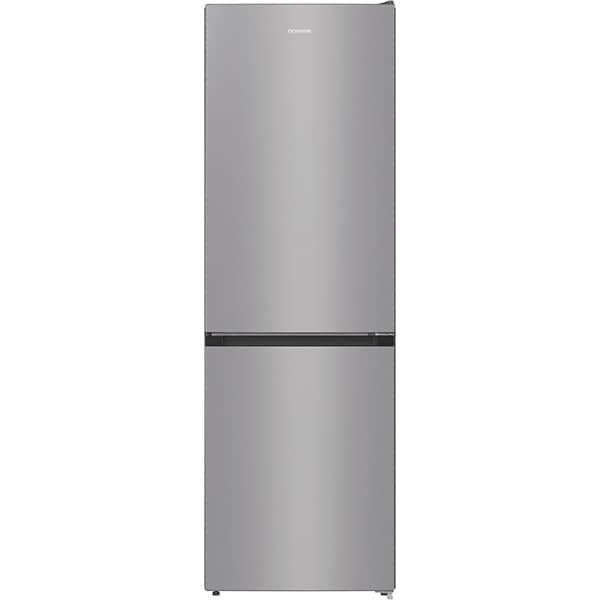 Combina frigorifica GORENJE NRK6191ES4, No Frost Plus, 302 l, H 185 cm, Clasa A+, argintiu [0]
