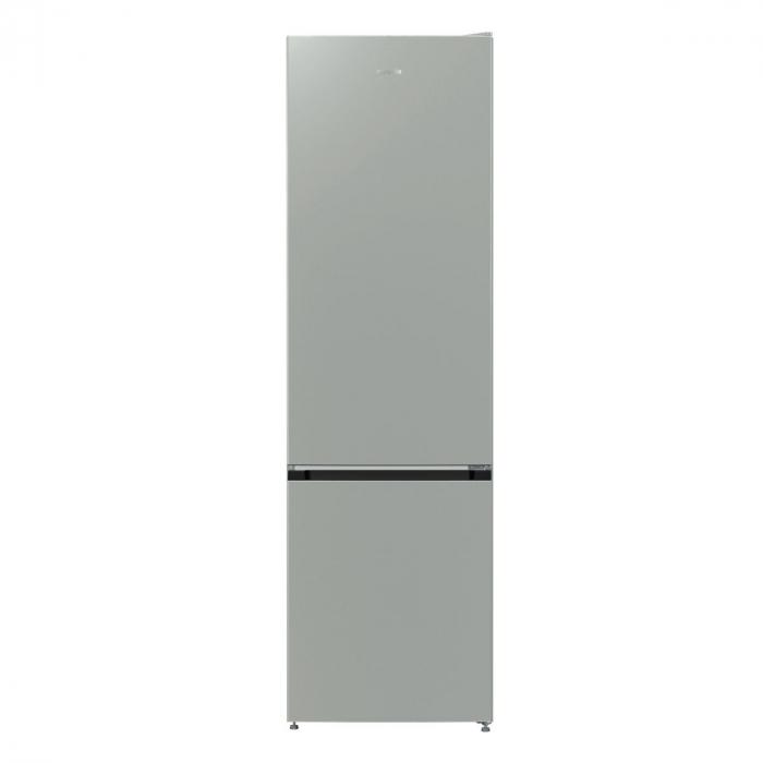 Combina frigorifica GORENJE NRK621PS4, NoFrost Plus, 339 l, H 200 cm, Clasa A+, inox [0]