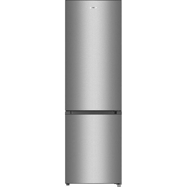 Combina frigorifica Gorenje RK4181PS4,  77 L, A+, Argintiu 0