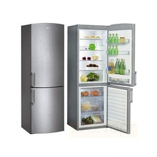 Combina frigorifica Gorenje RK6191AX, Clasa energetica A+, Inox antiamprenta, Gri metalic 1