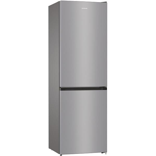 Combina frigorifica GORENJE RK6191ES4, FrostLess, 314 l, H 185 cm, Clasa A+, argintiu 1