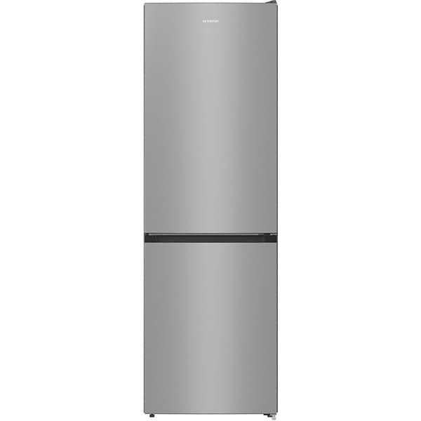 Combina frigorifica GORENJE RK6191ES4, FrostLess, 314 l, H 185 cm, Clasa A+, argintiu 0