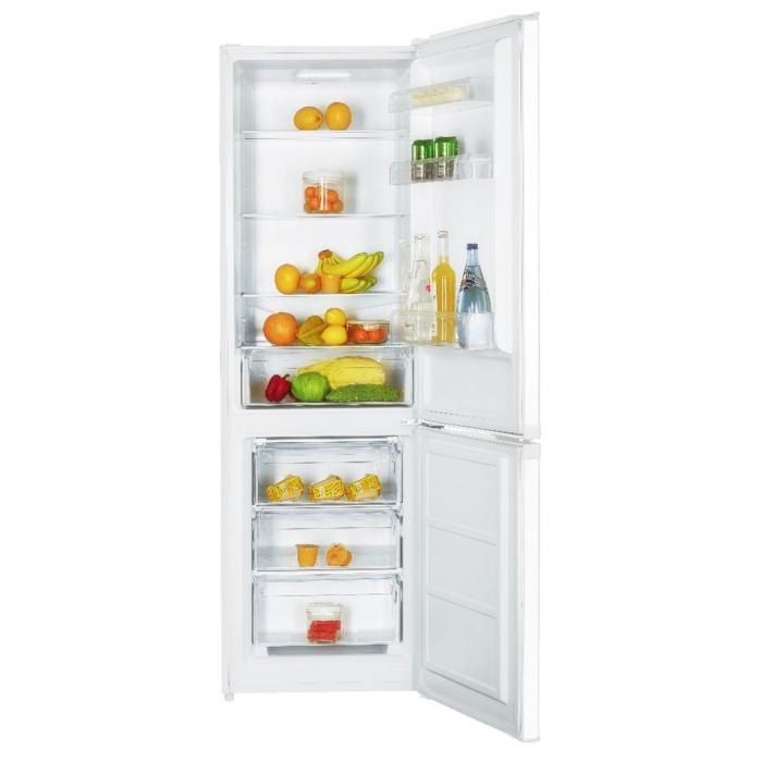 Combina frigorifica Heinner HC-H312WA+, 312 l, Clasa A+, H 185.8 cm, Alb 3