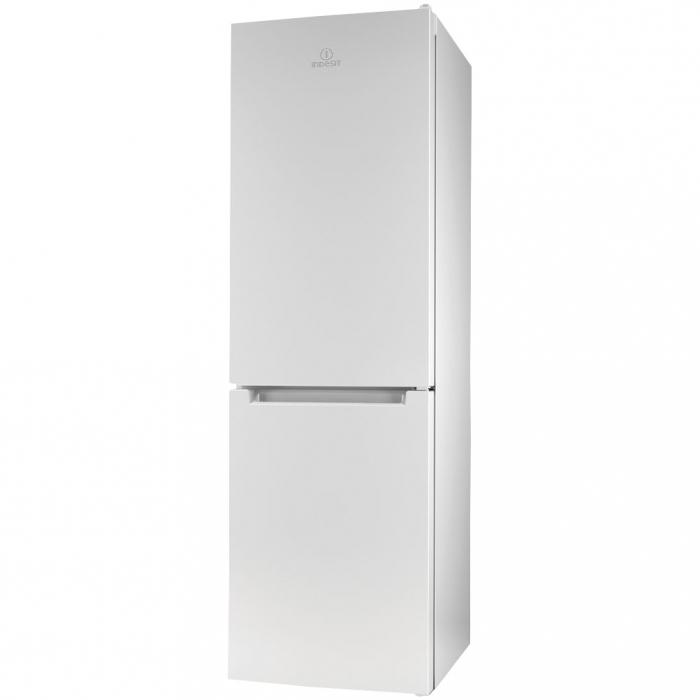 Combina frigorifica Indesit LR9 S1Q F W, 368 l, Clasa A+, H 200 cm, Alb [0]