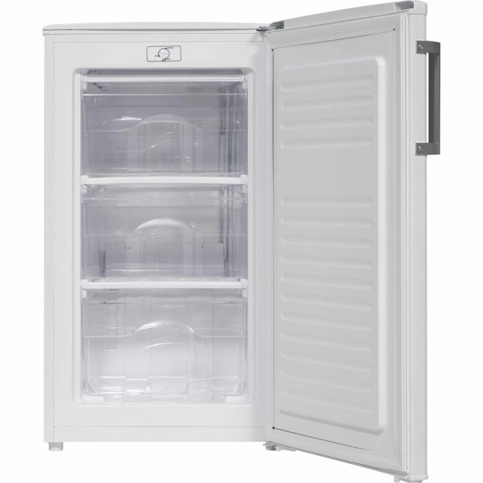 Congelator Candy CCTUS 482WH, 64 l, 3 sertare, Clasa A+, H 85 cm, Alb 0