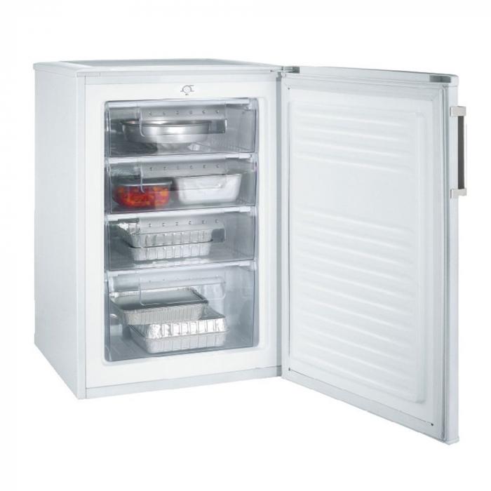 Congelator Candy CCTUS 542WH, 82 l, 4 sertare, Clasa F, H 85 cm, Alb [1]