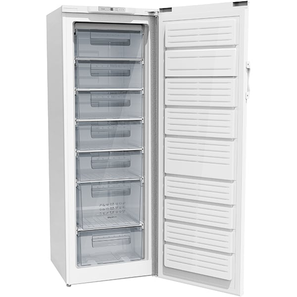 Congelator GORENJE F6171CW, 225 l, H 170 cm, Clasa A+, alb [1]