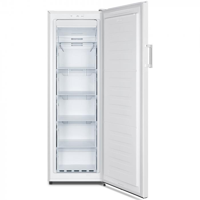 Congelator Heinner HFF-N194NFF+, 186 l, Clasa A+, Full No Frost, Display, Control electronic, 6 sertare , Functie super-congelare, H 169.1 cm, Alb 1