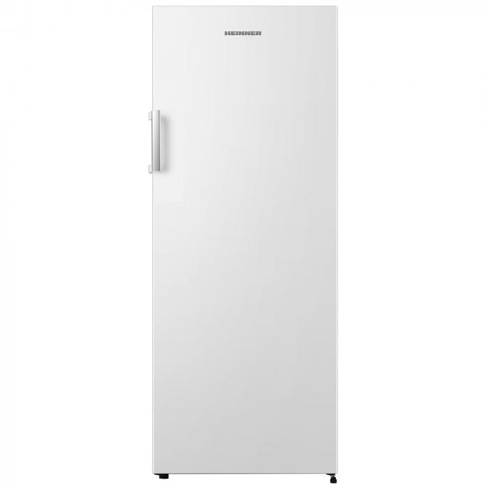 Congelator Heinner HFF-N194NFF+, 186 l, Clasa A+, Full No Frost, Display, Control electronic, 6 sertare , Functie super-congelare, H 169.1 cm, Alb 0