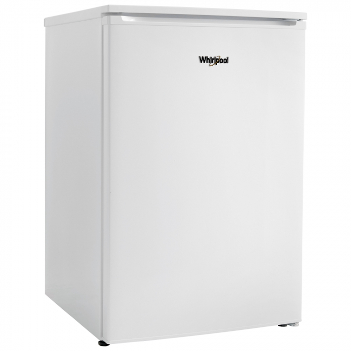 Congelator Whirlpool W55ZM 111 W, 102 l, 3 sertare, Control mecanic, Usa reversibila, H 83.8 cm, Alb [1]