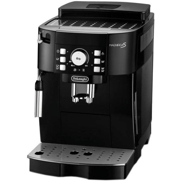 Espressor automat De'Longhi Magnifica S ECAM 21.117.B, 1450 W, 15 bar, 1.8 l, Negru 1