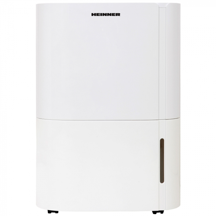 Dezumidificator Heinner HDU-M20, 20L/24h, control electronic, auto-restart, timer 24h, 3L, alb 0