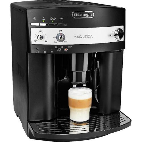 Espressor automat DeLonghi Magnifica ESAM3000B, 1450W, 15 bar, 1.8 l, Negru [0]