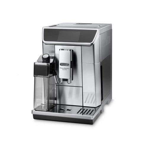 Espressor automat DeLonghi Primadonna Elite ECAM 650.75MS 1450W, 15 bar, 1.8 l, Silver [0]