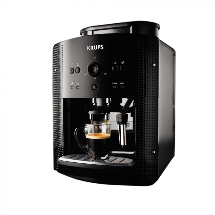 Espressor automat Krups Espresseria Automatic EA8108, 15 bar, 1.6 l, Negru [1]