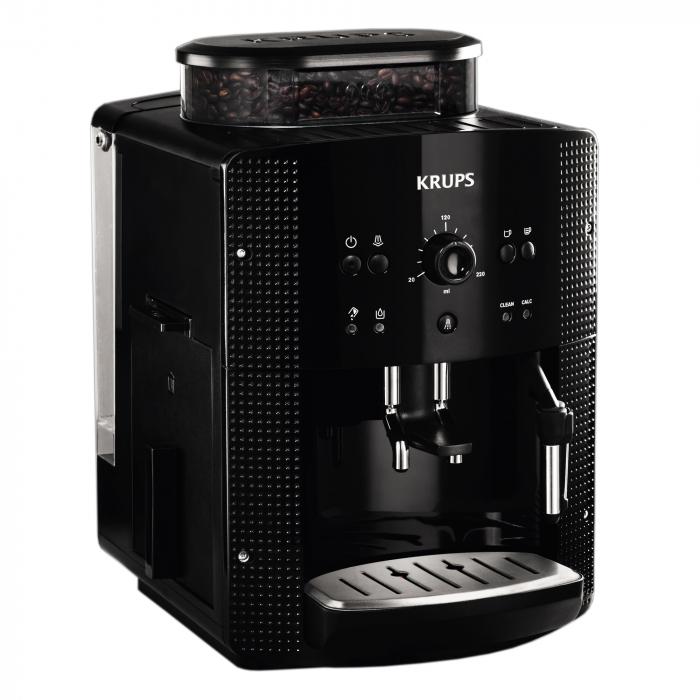 Espressor automat Krups Espresseria Automatic EA8108, 15 bar, 1.6 l, Negru [2]