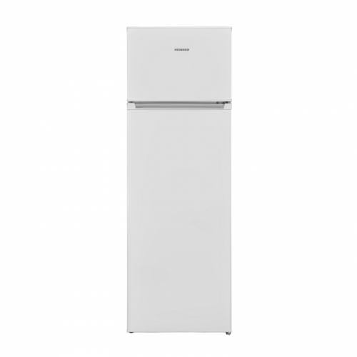 Frigider cu doua usi Heinner HF-V240A+, Dezghetare automata frigider, Alb [0]