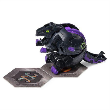 Figurina Bakugan - Darkus Trox Mov/Negru 1