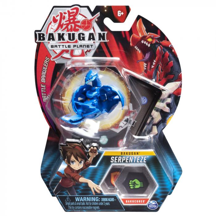 Figurina Bakugan - Serpenteze 0