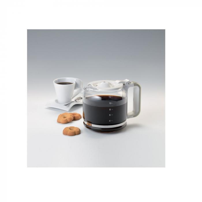 Filtru de cafea Ariete 1342 Vintage, 4-12 cesti, Display LCD, Crem / Beige [3]