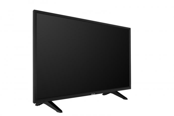 Televizor LED Finlux 98 cm 39HD5000, Smart TV, HD Ready, Clasa A+, Negru 1