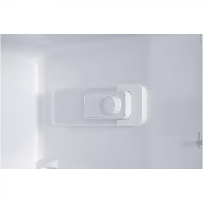 Frigider cu doua usi Heinner HF-H2206SF+, 205L, Clasa A+, Lumina LED, H 143 cm, Argintiu 2