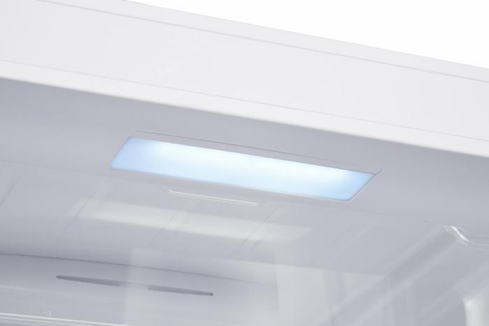 Frigider cu 2 usi Heinner HF-H415NFDXF+, 420 l, Clasa F, Full No Frost, Display LED, Iluminare LED, H 177 cm, Antracit [3]