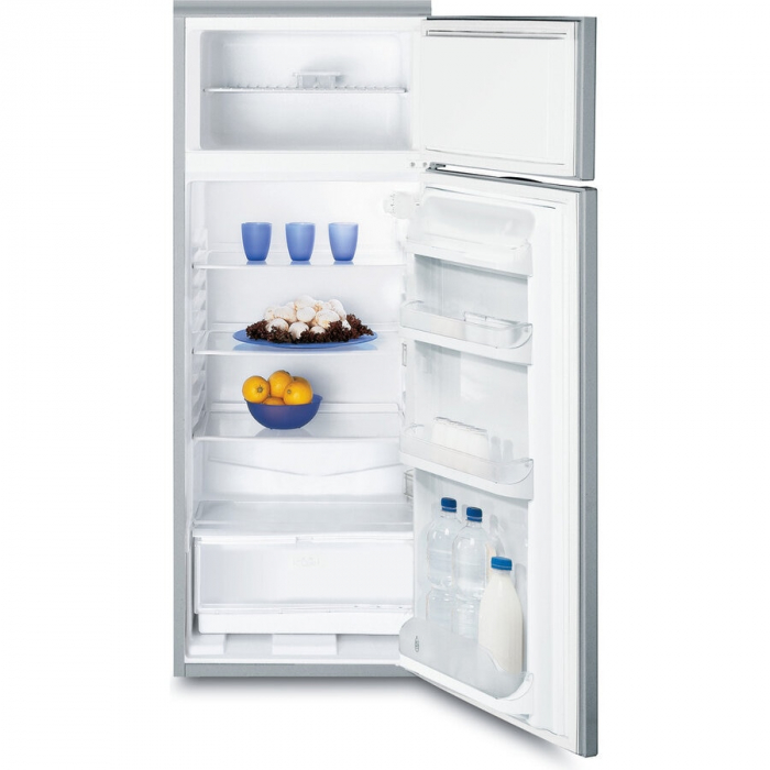 Frigider Hotpoint MTAA 24S, Clasa energetica A+, Capacitate neta totala 226 l, Capacitate neta congelator 42 l, Argintiu 1