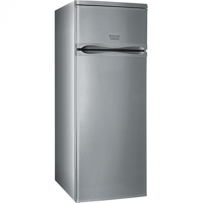 Frigider Hotpoint MTAA 24S, Clasa energetica A+, Capacitate neta totala 226 l, Capacitate neta congelator 42 l, Argintiu 0