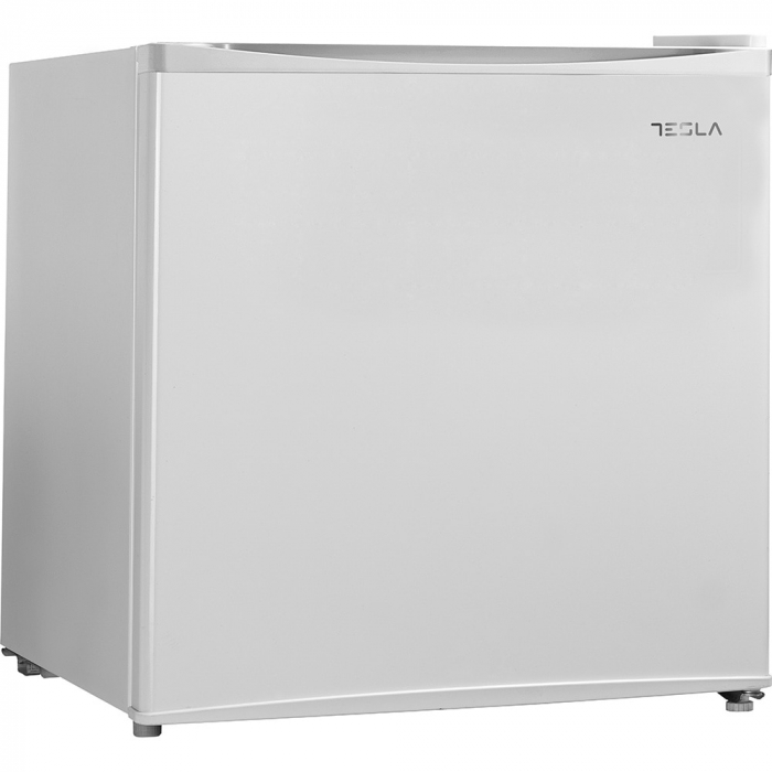 Frigider minibar Tesla RS0400M, 43 l, Clasa F, H 49 cm, Alb Cod produs: RS0400M 0