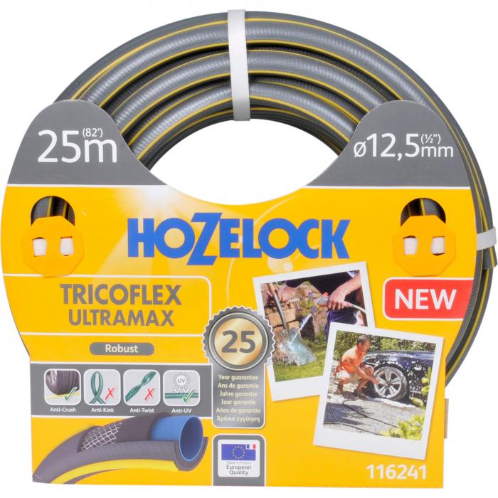 Furtun Hozelock Tricoflex Ultramax 12.5 R25 0