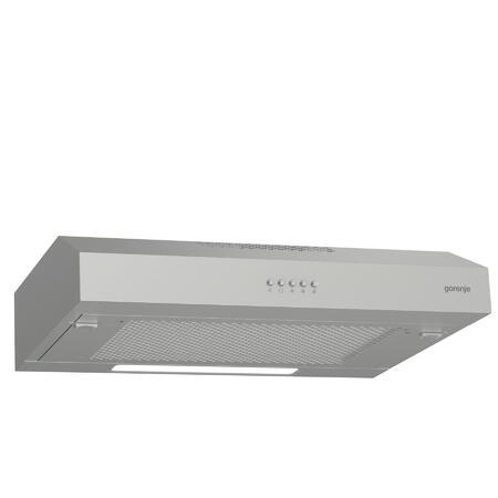 Hota bucatarie Gorenje WHU629ES/S, Clasa energetica B, Gama Essential, Silver 1