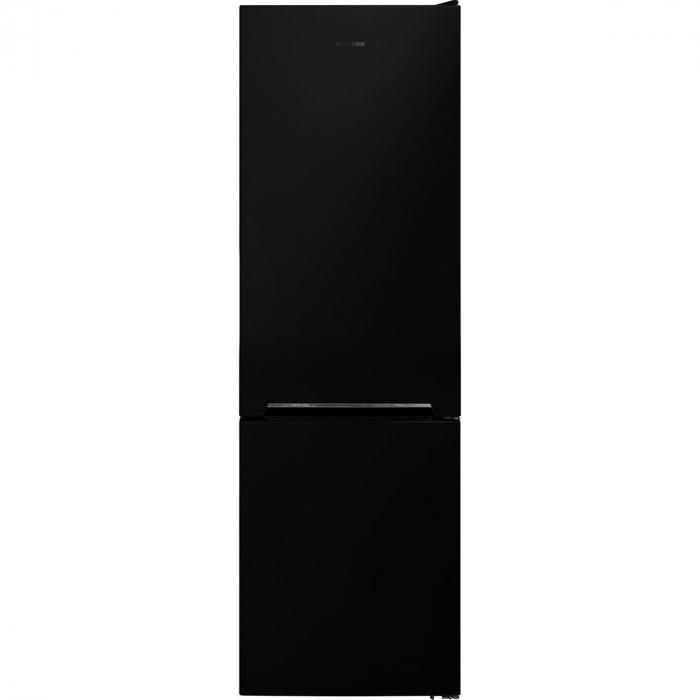 Combina Frigorifica Heinner HC-V268BKA+, 268 L, Clasa A+, Control Mecanic, H 170 Cm, Negru [0]