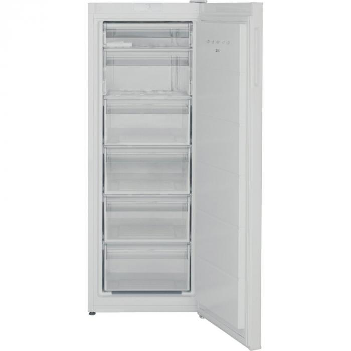Congelator Heinner HFF-V182A+, 182L, 6 Compartimente Spatioase, Usa Reversibila, ALB 1