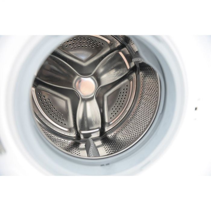 Masina de spalat rufe Heinner HWM-V7010A++, 7KG, 1000 RPM, Clasa A++, Ecran LED, Functie start intarziat, Sistem Eco Logic, 60 cm, Alb 3