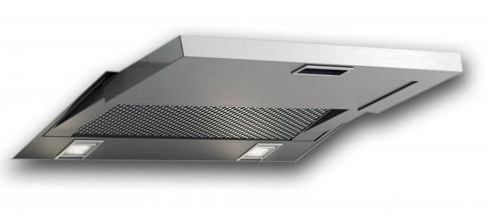 Hota design Pyramis MAGNIFICA, TLC 60cm,703mc/h, Control electronic, Inox [0]