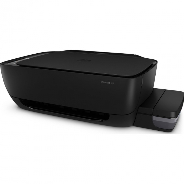 Multifunctional HP CISS InkTank 315 All-in-One, A4 1
