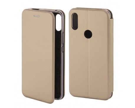 Husa Flip Carte Cu Magnet Lux Upzz Huawei P Smart Z Gold [0]
